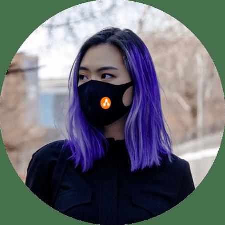 Branded Reusable Face Masks