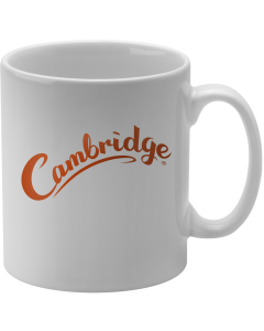 Cambridge White Mug
