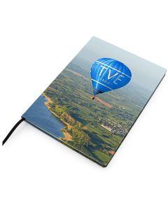 Designer A4 Casebound Notebook