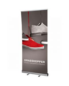 Grasshopper Roller Banner