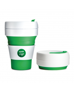 Stojo - The Collapsible Pocket Cup