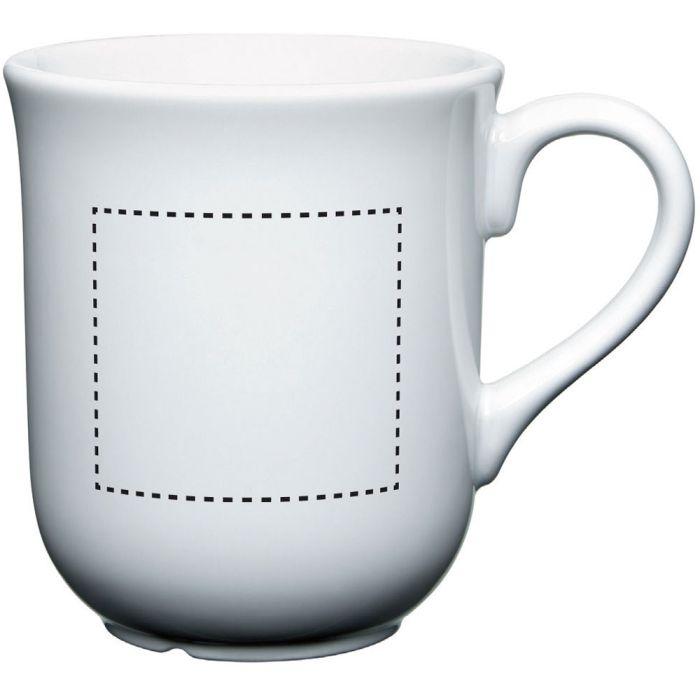 Promotional Budget Buster Bell Mug from Fluid Branding ...