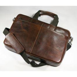 Ashbourne Leather Laptop Bag