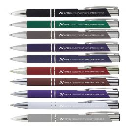 Crosby Soft-Touch Ballpoint Pen
