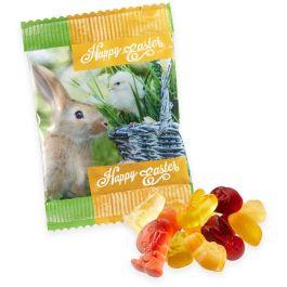 Easter - Kalfany Flow Bag - Kalfany Easter Fruit Gums - Easter Shapes