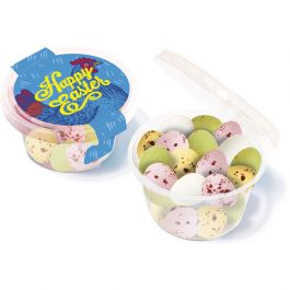 Easter - Eco Maxi Pot - Speckled Eggs