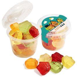 Eco Range - Eco Mini Pot - Kalfany Fruit Gums
