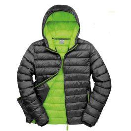 Hooded Jacket Male