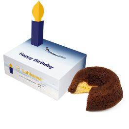 Mini Cake with Congratulations Box