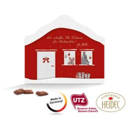 "System advent calendar, Standard shape ""Christmashouse"""