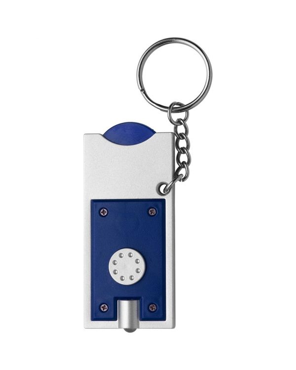 Key Holder With Coin (0.50 Euro)
