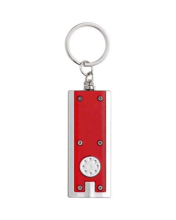 Key Holder With A Light