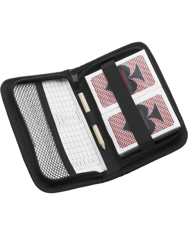 Wallet With Two Decks Of Cards