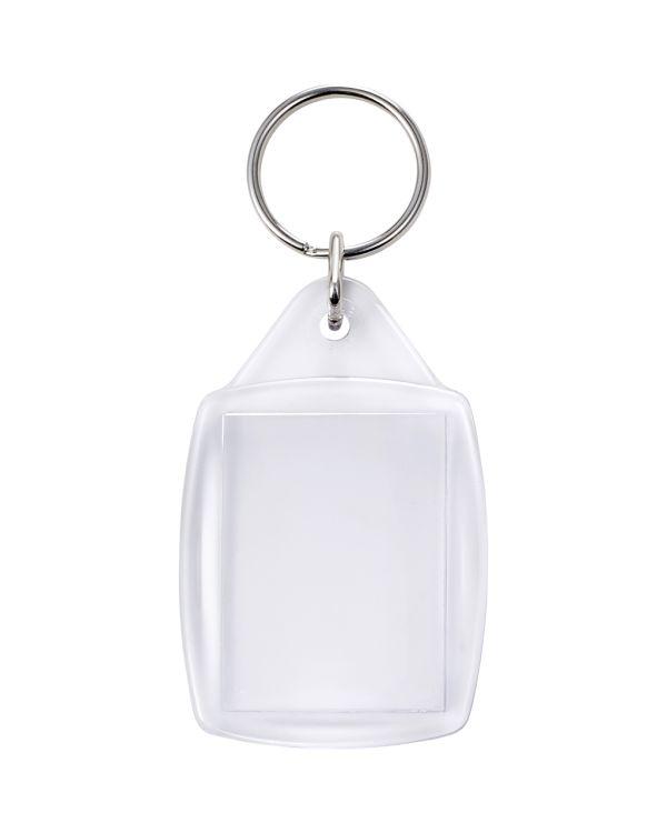 Plastic Transparent Key Holder
