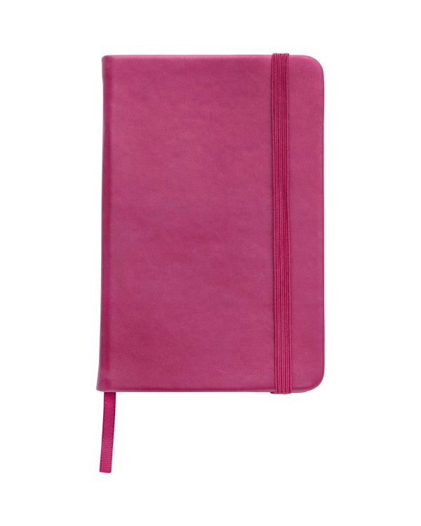 Soft Feel Notebook (Approx. A5)