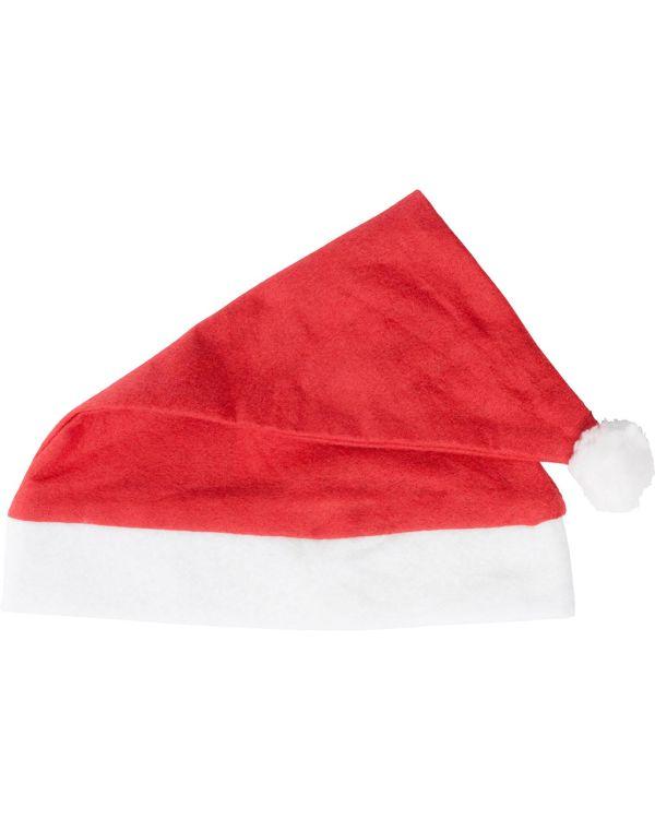Felt Christmas Hat With Pom Pom
