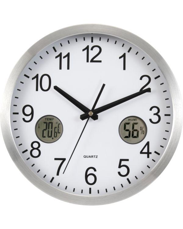 Plastic, 30Cm Wall Clock