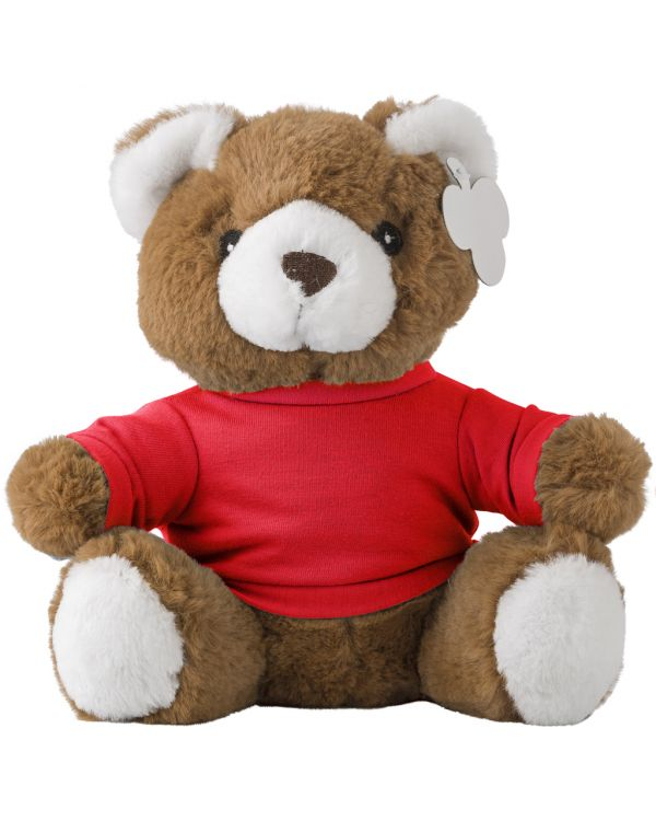 Teddy Bear In A Plush Material
