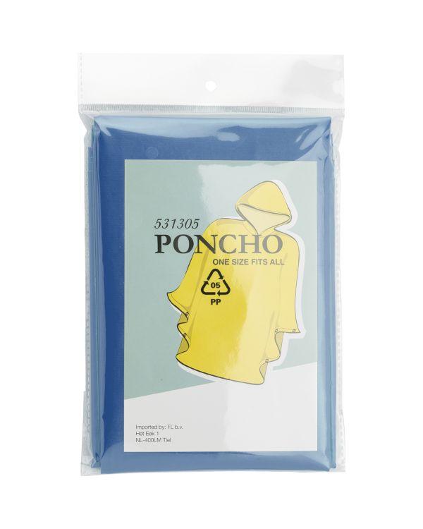 Peva Poncho (Approx. 100X120Cm)