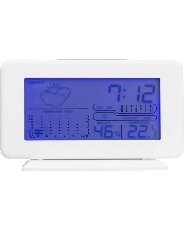 Plastic Digital Weather Station