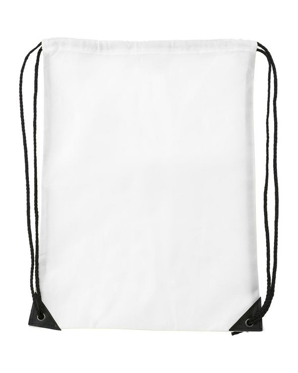 Polyester (210D) Drawstring Backpack