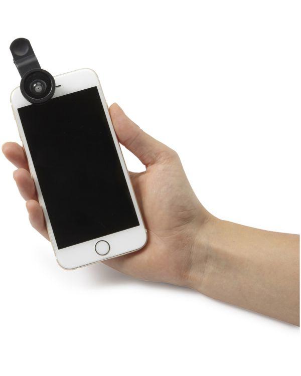 Set Of 2 Lenses For Mobile Phones