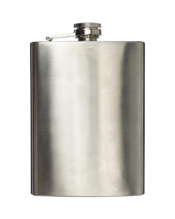 Stainless Steel Hip Flask (240Ml)