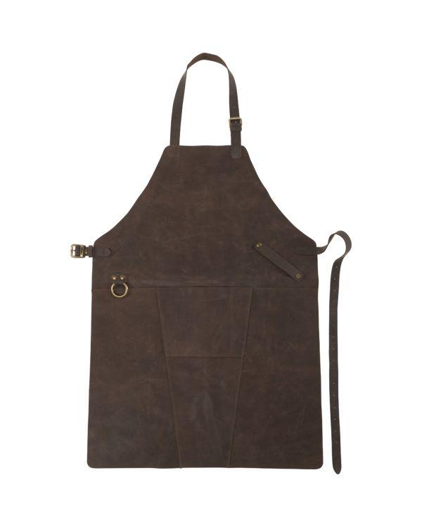 Split Leather Apron