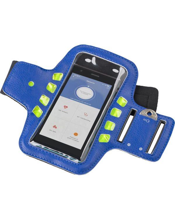 Neoprene And PU Mobile Phone Holder