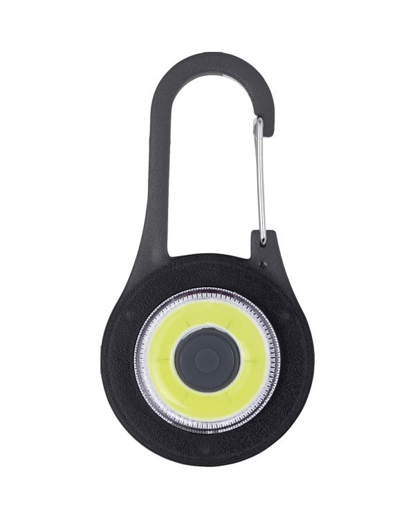 ABS Carabiner Hook With LED Light