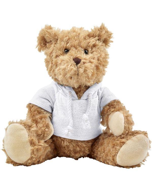 Plush Teddy Bear With Hoodie