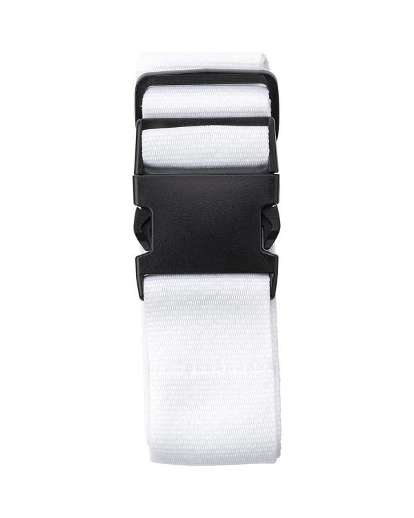 Polyester Luggage Belt With Plastic Buckle