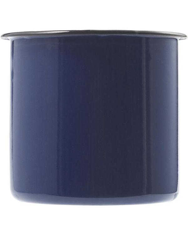 Metal Mug With Enamel Look Finish. 350ml