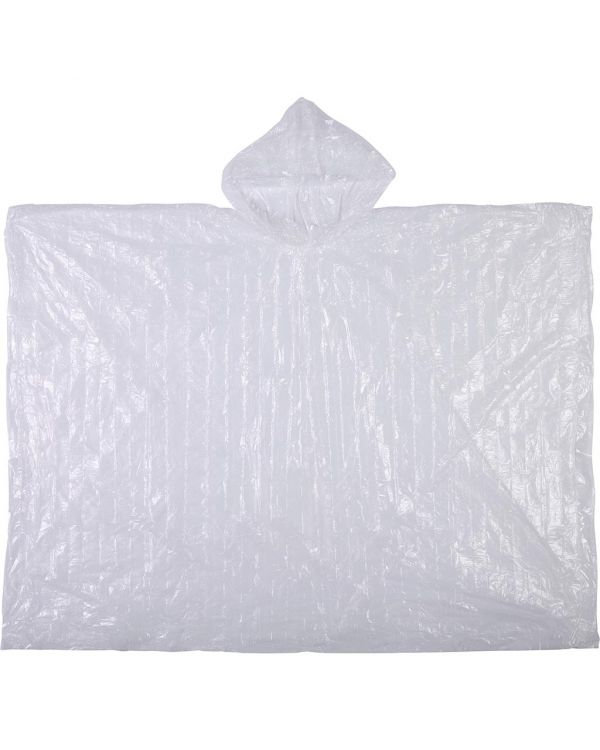 PVC Poncho In A Plastic Ball