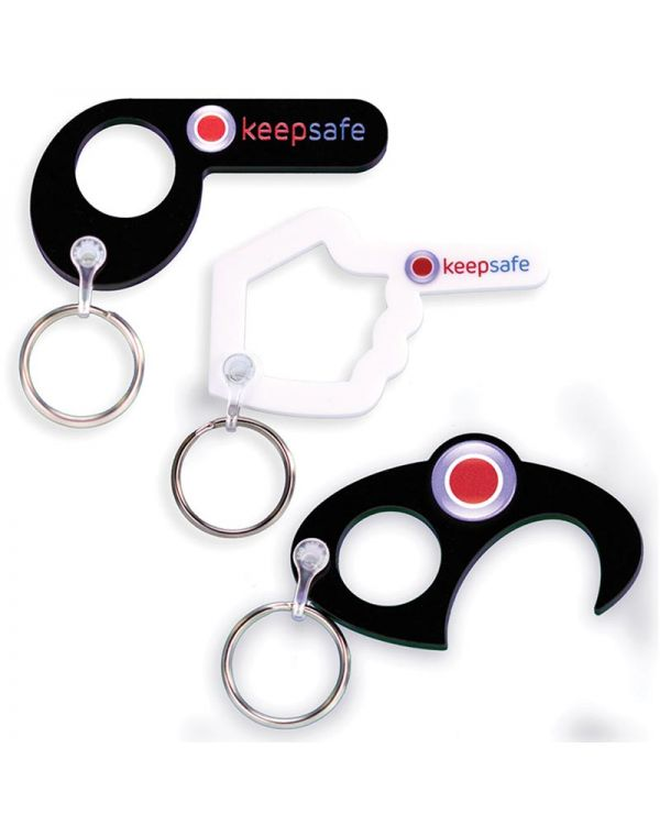 Keepsafe Keyring
