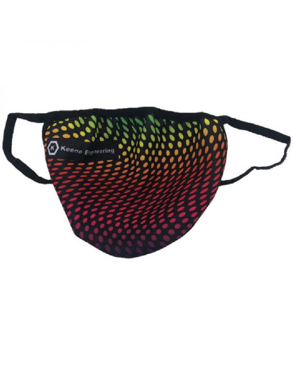 Full Colour Printed Face Mask