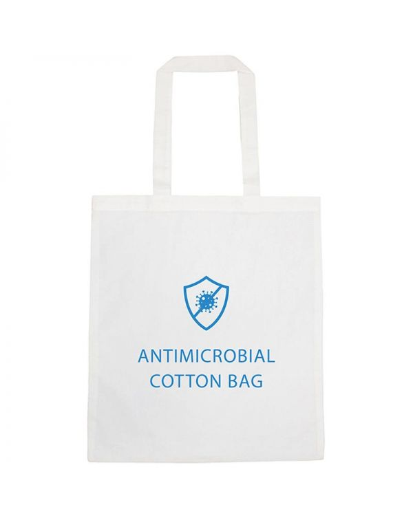 Dudu Antimicrobial Washable Cotton Bag