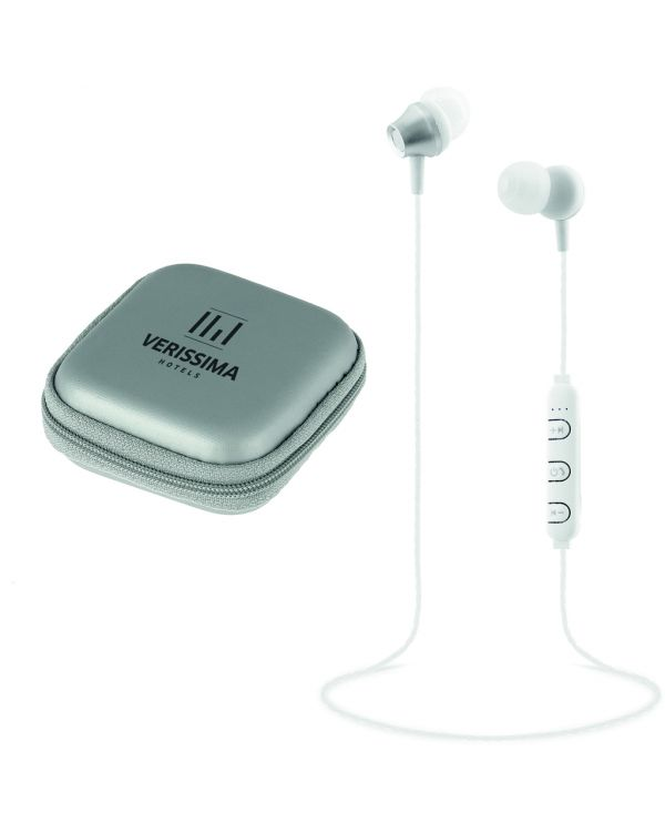 T'nB Steel Bluetooth Earphones