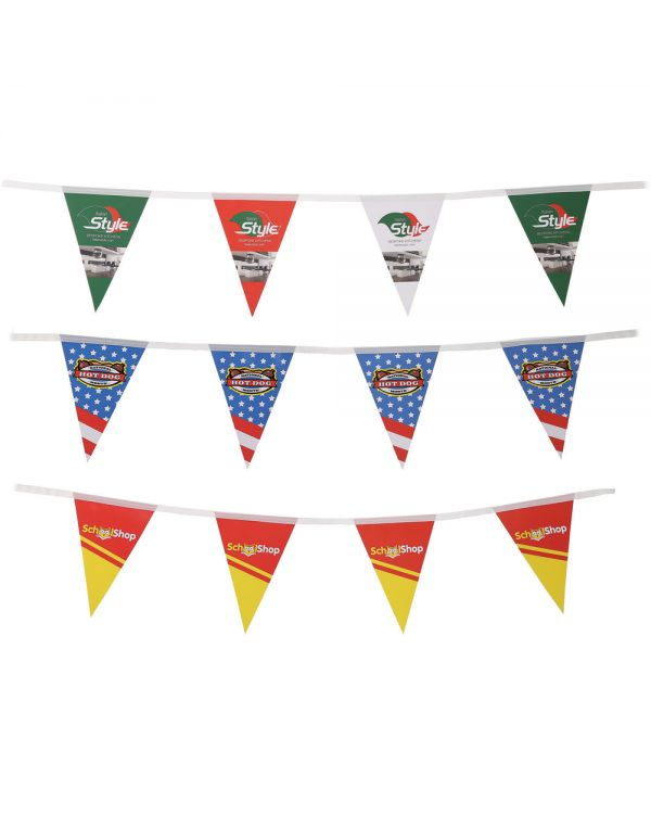 Triangular Outdoor Bunting