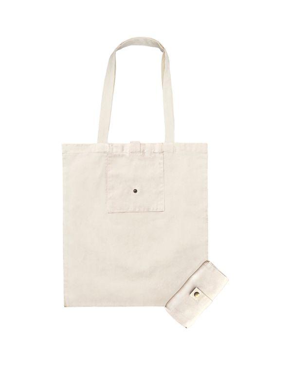 Buibui 5oz Foldable Cotton Bag