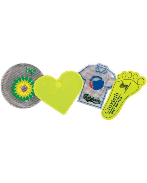 Hi Vis Safety Stickers