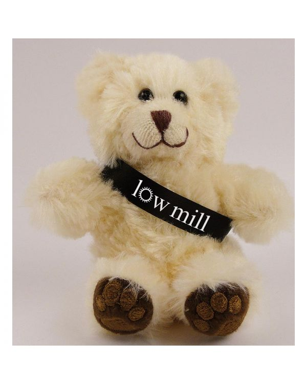 5 Inch Chester Bear With Sash