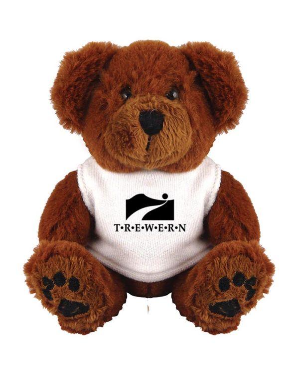 5 Inch Freddie Bear With T Shirt