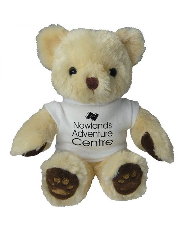 10Inch Chester Bear With T Shirt