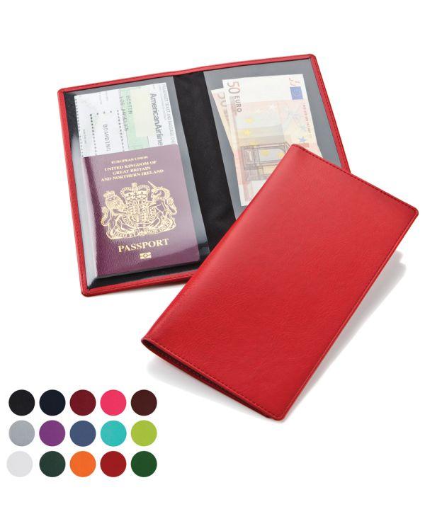 Vibrance Economy Travel Wallet