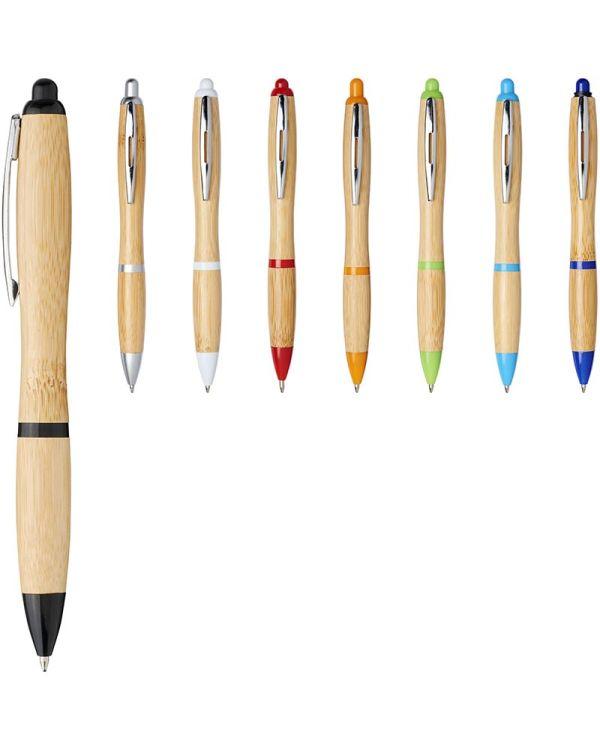 Nash Bamboo Ballpoint Pen