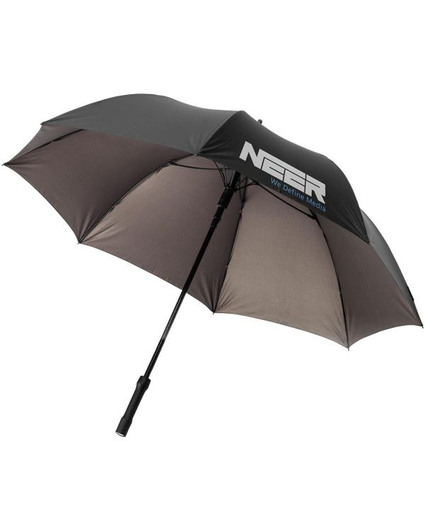 A-Tron 27 Inch Auto Open Umbrella With Led Handle