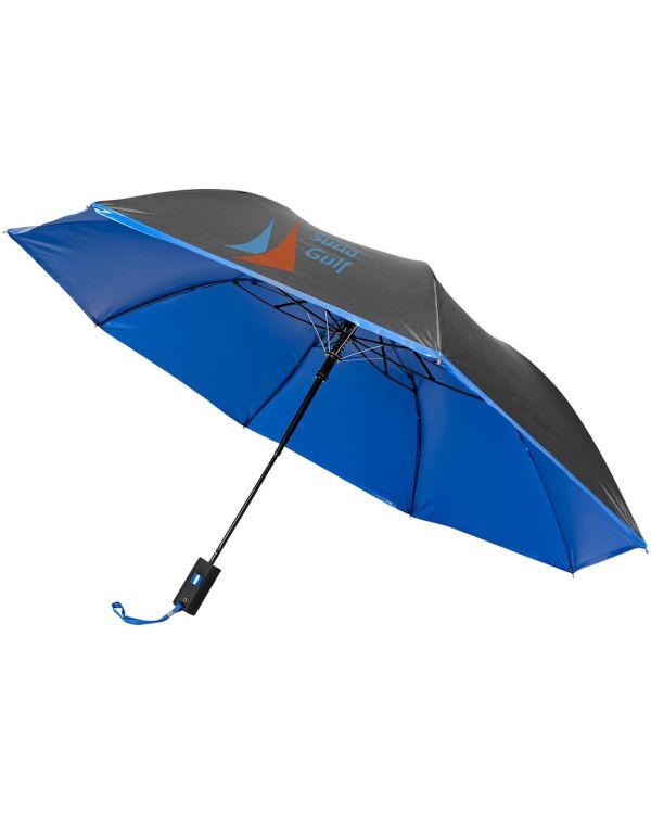 Spark 21 Inch Foldable Auto Open Umbrella