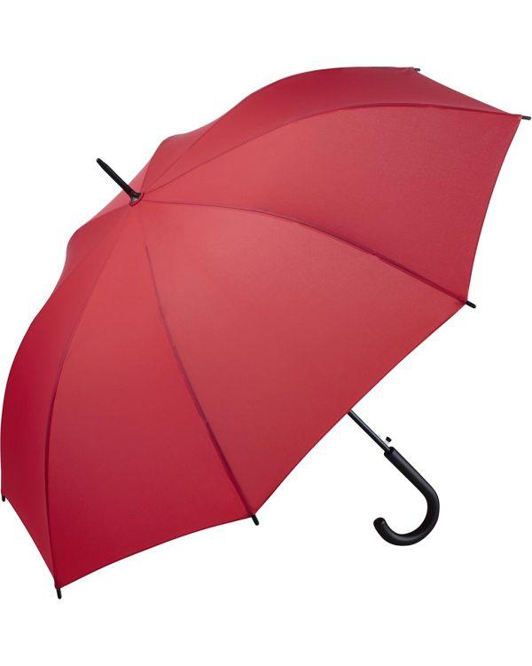 FARE AC Regular Umbrella With Dull Black Plastic Crook Handle