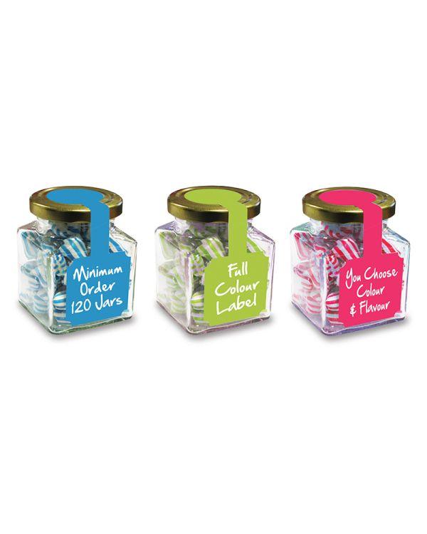 Colour Matched Humbugs - Jars